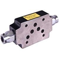 Гидродроссель с обратным вспомогательным клапаном ДКМ-М 6/3 - фото