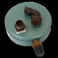 Преобразователь давления (манометр) МЭД - фото