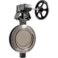 Затвор поворотный с тройным эксцентриком 3Е ABO valve - фото